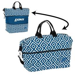 Detroit Lions Double Diamond Expandable Tote