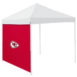 Kansas City Chiefs 9 X 9 Canopy Side Wall