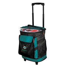 Miami Dolphins  48 Can Rolling Cooler