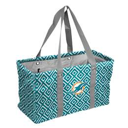 Miami Dolphins  Picnic Caddy Double Diamond