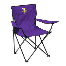 Minnesota Vikings Quad Folding Chair with Carry Bag