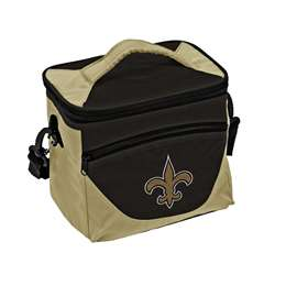 New Orleans Saints Halftime Lunch Bag 9 Can Cooler