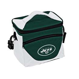 New York Jets Halftime Lunch Bag 9 Can Cooler