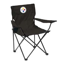 Pittsburgh Steelers Quad Folding Chair with Carry Bag