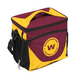 Washington Football Team 24 Can Cooler