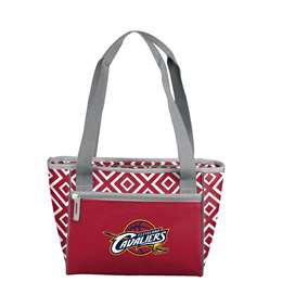 Cleveland Cavaliers 16 can Double Diamond Cooler Totel