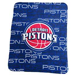 Detroit Pistons Royal Classic Fleece