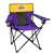 Los Angeles Lakers Elite Folding Chair with Carry Bag
