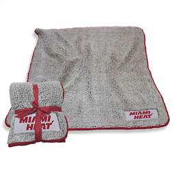 "Milwaukee Bucks Frosty Fleece Blanket 60"" X 50"""