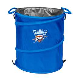 Oklahoma City Thunder   3 in 1 Cooler, Trash Can, Hamper