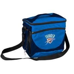 Oklahoma City Thunder 24 Can Cooler