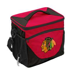 Chicago Blackhawks 24 Can Cooler