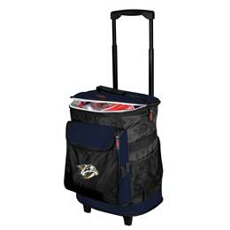 Nashville Predators 48 Can Rolling Cooler