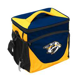 Nashville Predators 24 Can Cooler