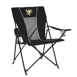 Pittsburgh Penguins Game Time Chair Folding Big Boy Tailgate Chairs
