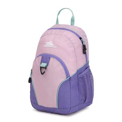 High Sierra Mini Loop BackPack ICED LILAC/LAVENDER/AQUAMARINE