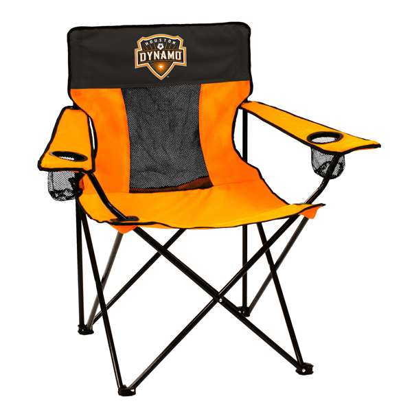 Houston Dynamo Elite Folding Chair with Carry Bag