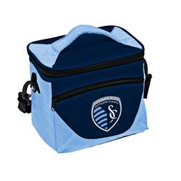 Sporting Kansas City Halftime Lunch Bag 9 Can Cooler