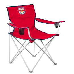 New York Red Bulls MLS Deluxe Chair Folding Tailgate Camping Chairs