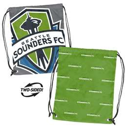 Seattle Sounders Doubleheader Backsack
