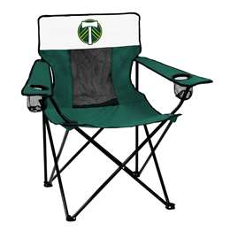 Portland Timbers Elite Folding Chair with Carry Bag