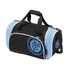 New York City FC Locker Duffel
