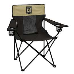 Los Angeles FC Elite Folding Chair with Carry Bag