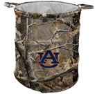 Auburn Realtree Trash Can