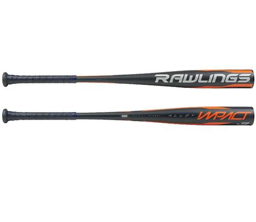 "Rawlings 2020 Impact BBCOR Baseball Bat -3 31""/28oz. BBZI3"