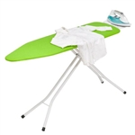 4 Leg Metal Ironing Board with Rest