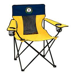 State of Kentucky Flag Elite Folding Chair with Carry Bag