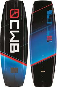 Connelly CWB REVERB Wakeboard 131 cm - Blank with Fin - No  Binding