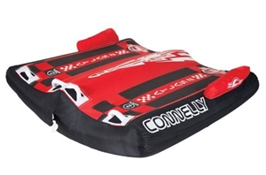 Connelly Atlas 2 Towable Inflatable Lake Tube Raft