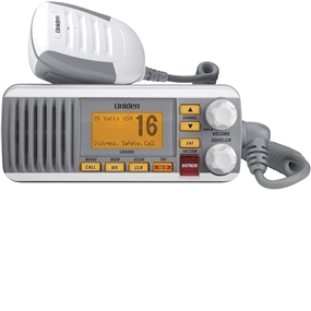 Uniden UM385 25 Watt Fixed Mount Marine Vhf Radio