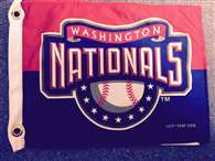 "Boat/Golf Cart 14"" X 15"" Washington NATIONALS GLF CRT FL"