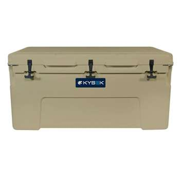 Kysek Camo Tan Ice Chest 100L  (105.67 Quart)