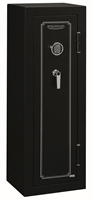 Stack-On FS-14-MB-E 14-Gun Fire Resistant Safe with Electronis Lock, Matte Black