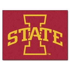 Iowa State University   All Star Mat Rug Carpet Mats