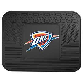 NBA - Oklahoma City Thunder Utility Mat Rear Car Mats