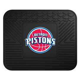 NBA - Detroit Pistons Utility Mat Rear Car Mats