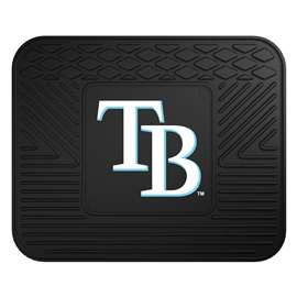 MLB - Tampa Bay Rays Utility Mat Rear Car Mats