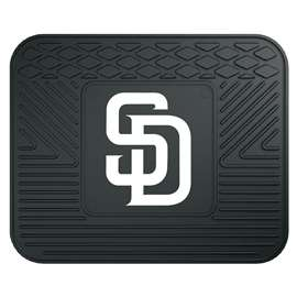 "MLB - San Diego Padres Utility Mat 14""x17""  Utility Mat"