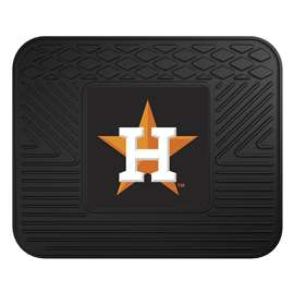 MLB - Houston Astros Utility Mat Rear Car Mats
