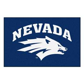 University of Nevada  Starter Mat Mat, Rug , Carpet