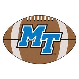 Middle Tennessee State University   Football Mat Mat Rug Carpet