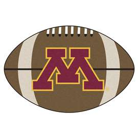 University of Minnesota Football Mat Ball Mats