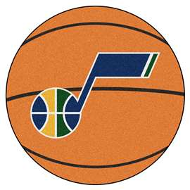 NBA - Utah Jazz Basketball Mat Ball Mats
