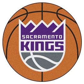 NBA - Sacramento Kings Basketball Mat Ball Mats