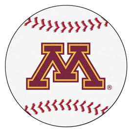 University of Minnesota Baseball Mat Ball Mats