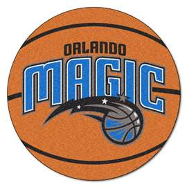 NBA - Orlando Magic Basketball Mat Ball Mats